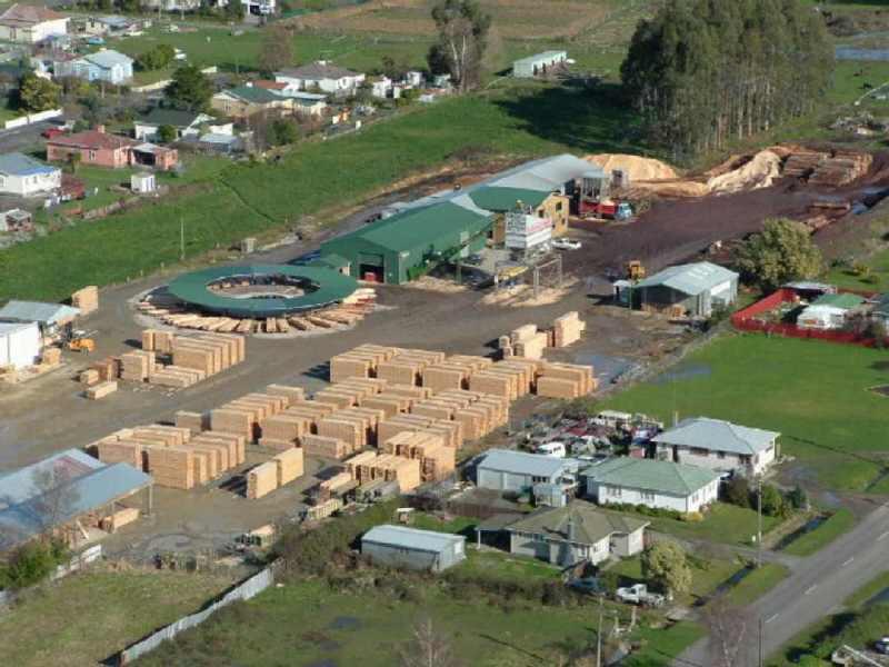 East Coast Lumber Company